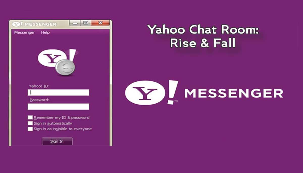 Yahoo Chat Room