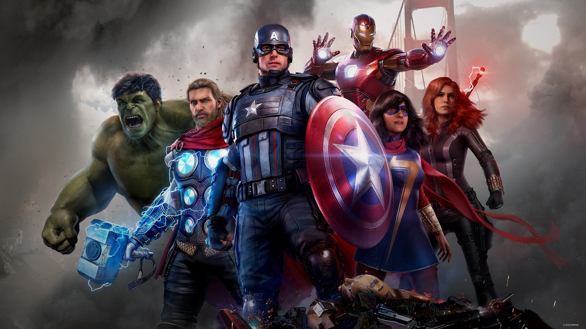 games based on Marvel movies