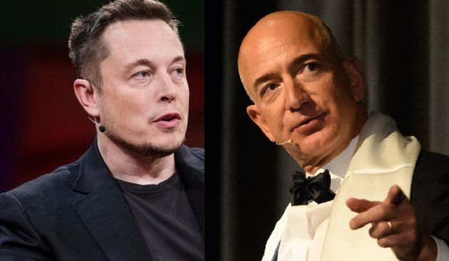 Elon Musk Amazon trying to hamstring SpaceX s Starlink