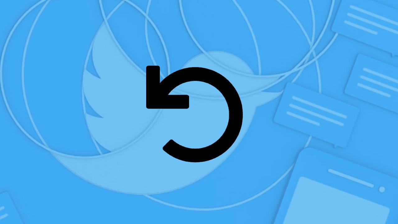 Undo Tweet
