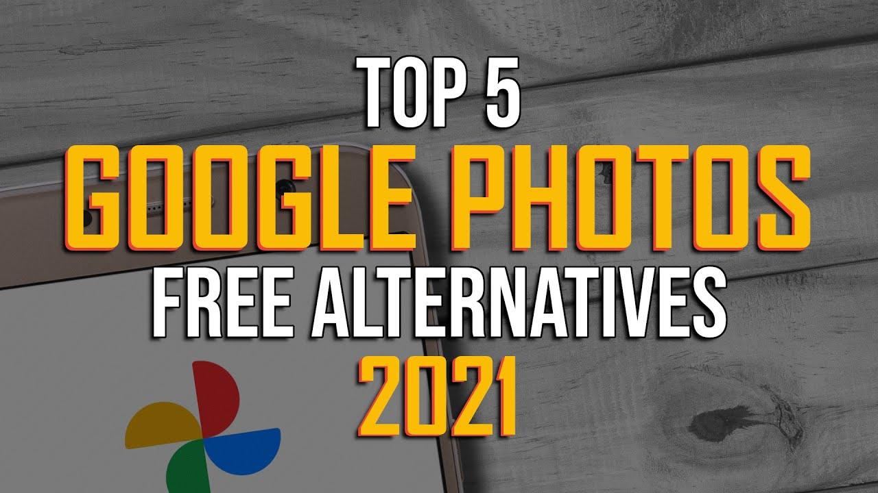 Free Google Photos Alternatives
