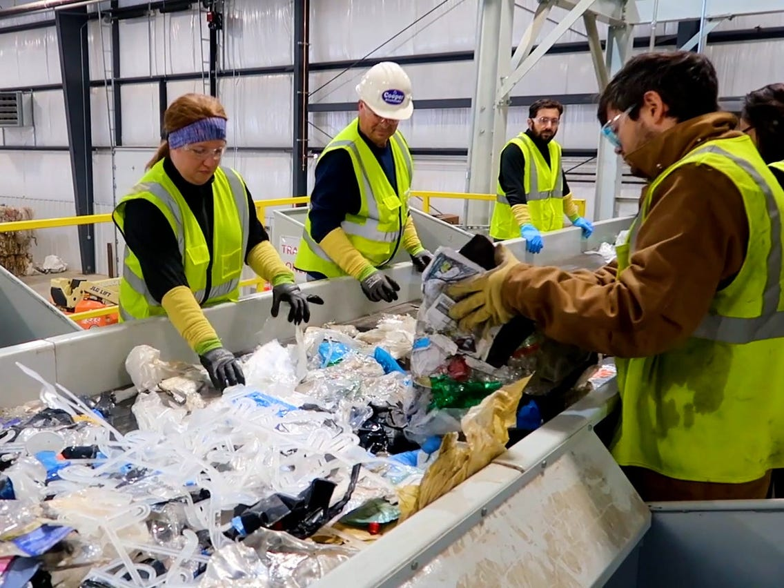 Turning Plastic Waste Into Eco-Friendly Fuel