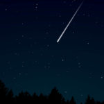 What is a shooting star?