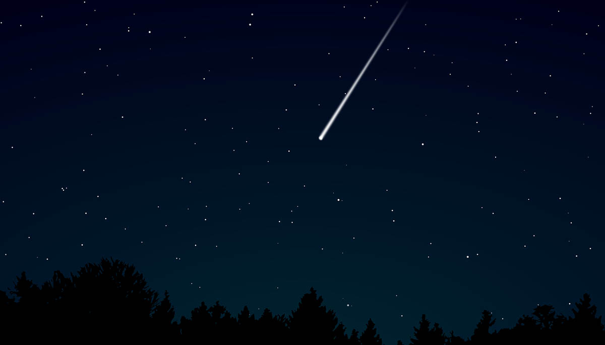 what is a shooting star