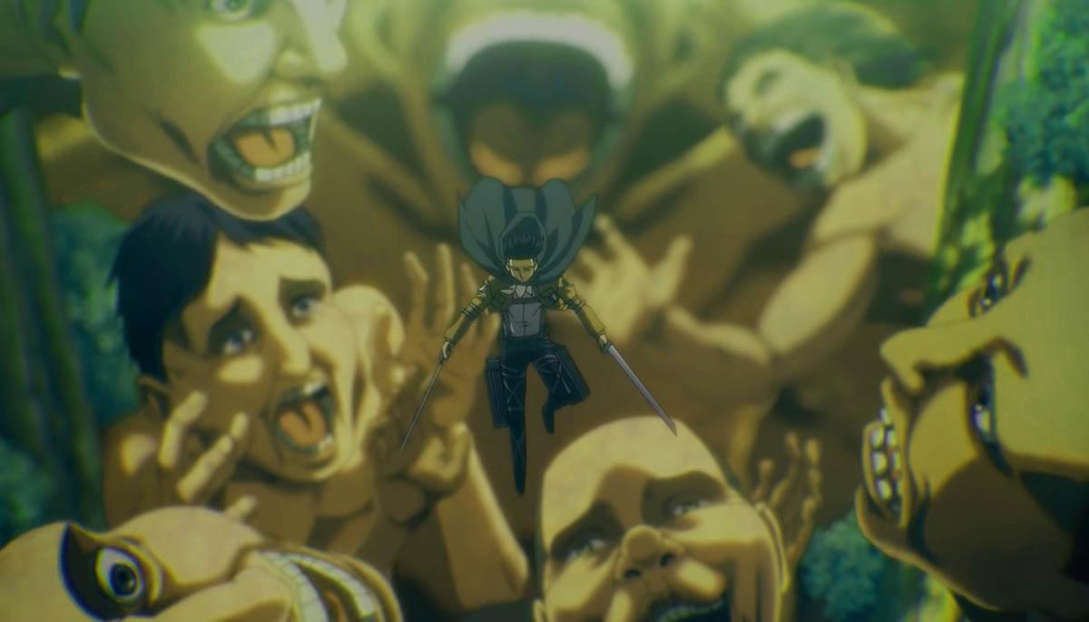 Anime like Attack on Titan Stream Now
