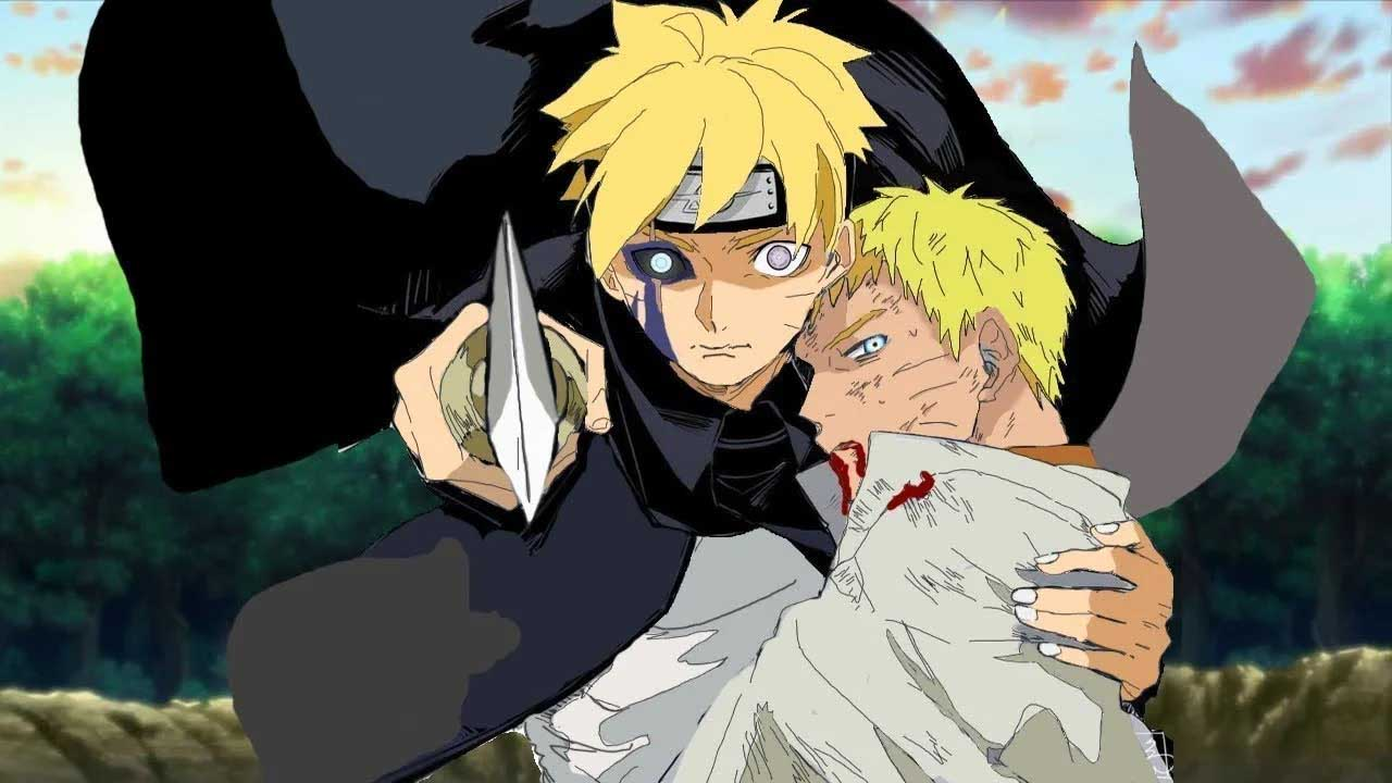 Does naruto die in boruto