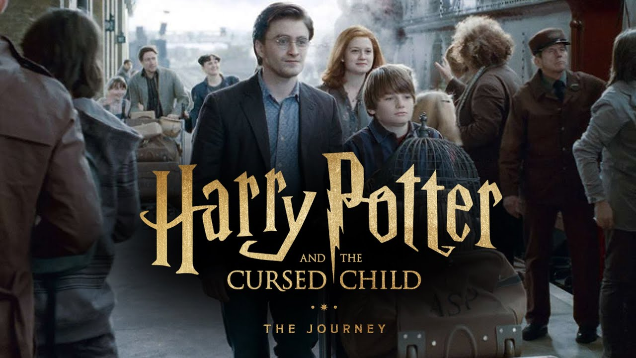 Harry potter and the cursed child movie