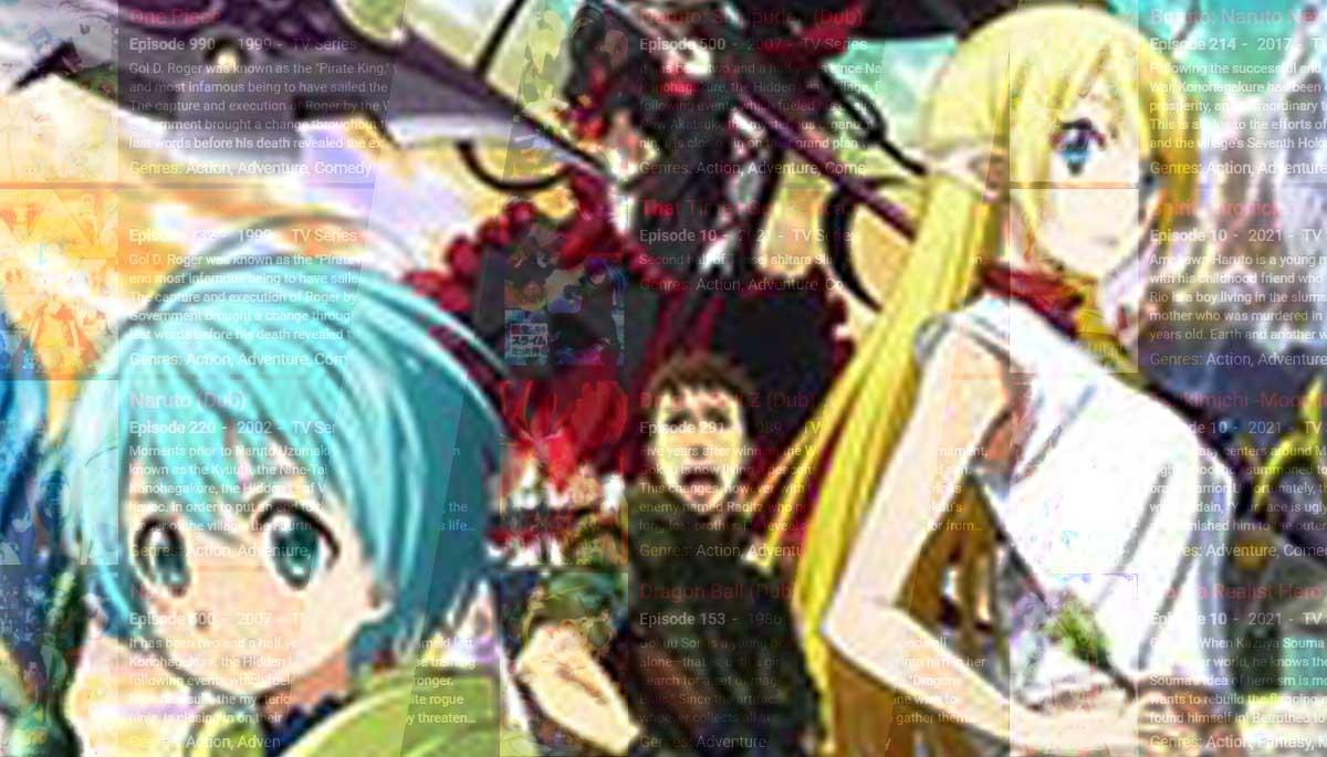 Anime Heaven Best Mirror Sites Alternatives